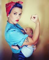 semana mundial de la lactancia
